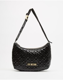 LOVE MOSCHINO - Quilted Shoulder Bag