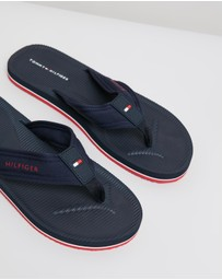 Tommy Hilfiger - Sporty Hilfiger Beach Sandals