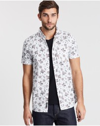 Staple Superior - Tattoo Printed SS Shirt