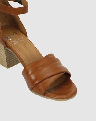 Eos - Chessi Sandals (Brown)
