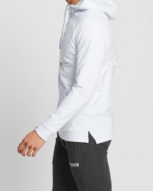 Doyoueven Origin Athletic Hoodie - Hoodies (White)