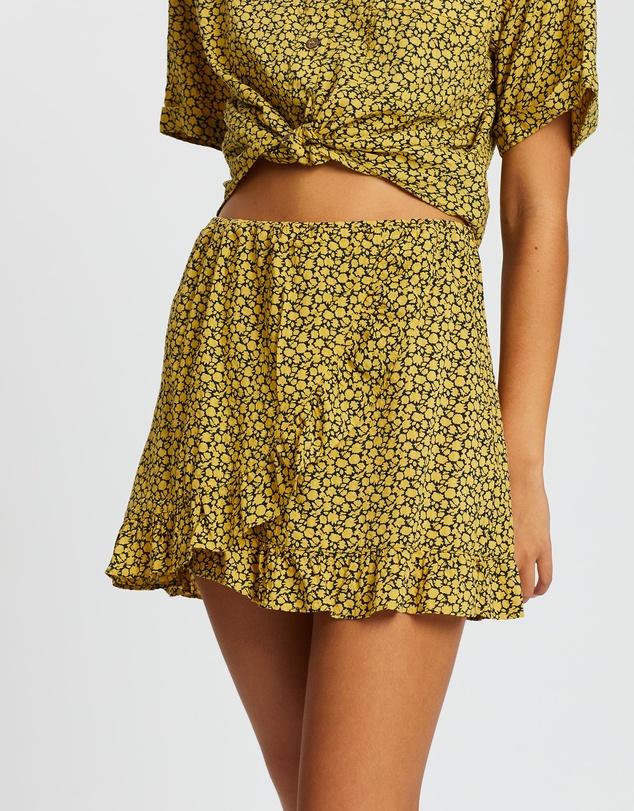 Goddess Mini Skirt by Rusty