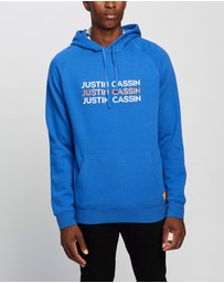 Justin Cassin - Solid Logo Pullover Hoodie