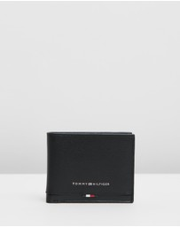 Tommy Hilfiger - Business Leather Mini CC Wallet