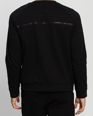 2XU Commute Crew - Crew Necks (Black)