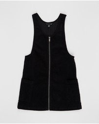 Rusty - Mazey Pinafore Dress - Teens