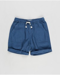 Cotton On Kids - Hunter Shorts - Kids-Teens