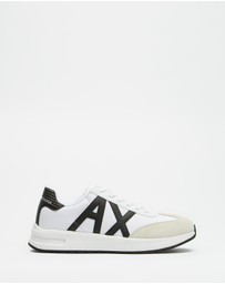 Armani Exchange - AX Logo Runners
