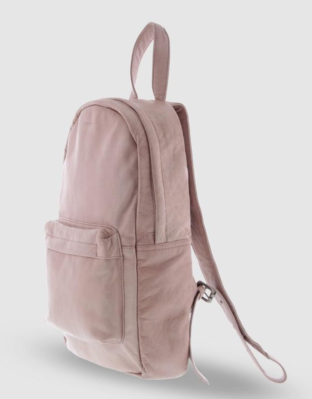 Women Byron Jr. Soft Leather Backpack
