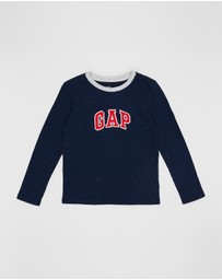 GapKids - Long Sleeve Gap T-Shirt - Teens
