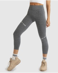 First Base - Amplify 3/4 Leggings