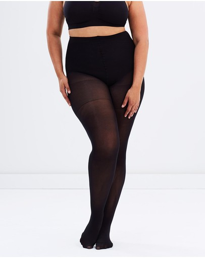 Sonsee  - 2 Pairs Opaque 60 Denier Full Tights