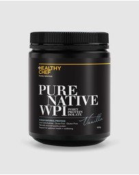 The Healthy Chef - Pure Native WPI Vanilla 550g