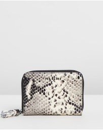 Ted Baker - Sabel Tassel Zip Around Small Purse