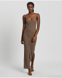 Bec + Bridge - Riviera Split Midi Dress