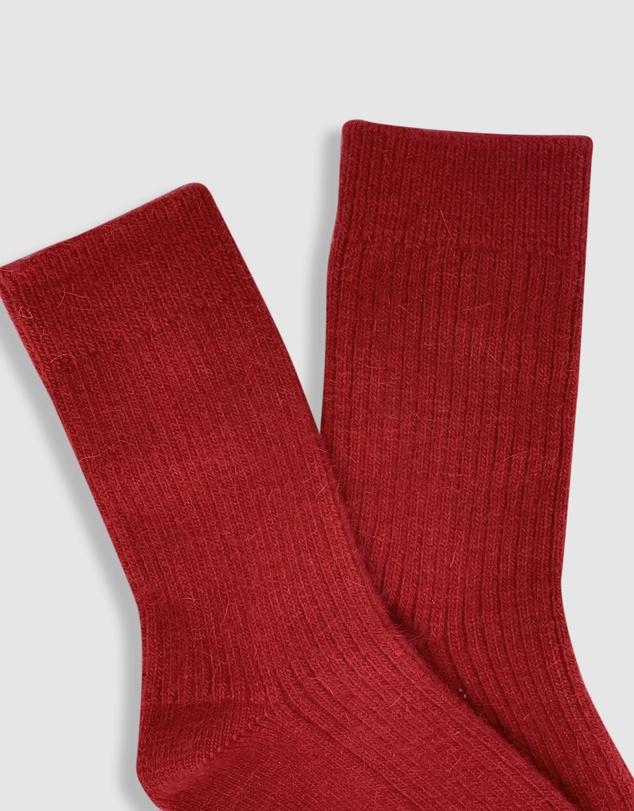 Women Cashmere Sock