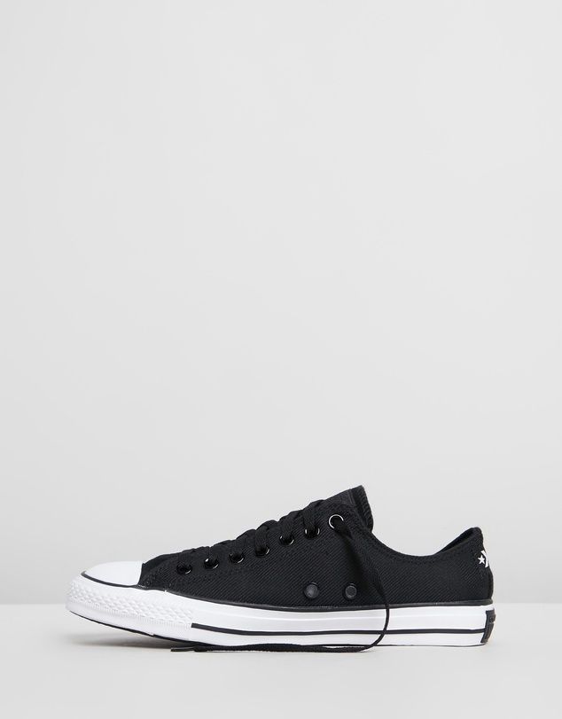 Converse - Chuck Taylor All Star Low-Top Twill - Unisex