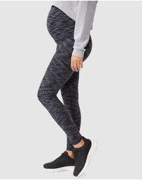 Cotton On Body Active - Maternity Heather Core Tights