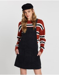 Cotton On - Classic Cord Pinafore