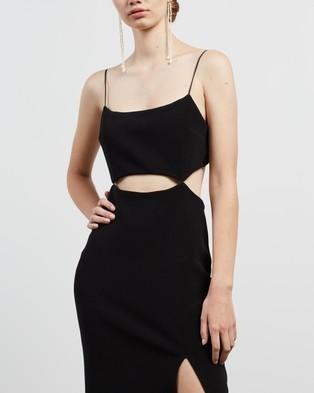 Bec + Bridge Faye Midi Dress - Dresses (Black)
