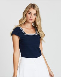 Review - Trudy Top