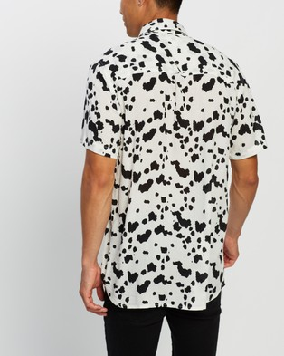 The People Vs. Stevie Shirt - Casual shirts (Long Horn)