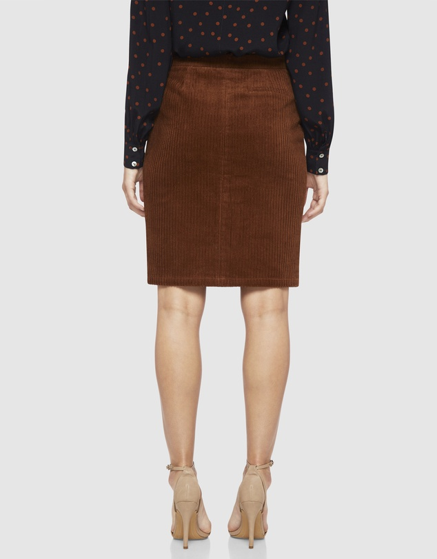Oxford - Tanzie Cord Skirt