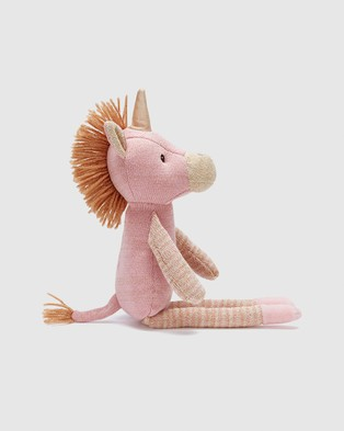 Nana Huchy ICONIC EXCLUSIVE   Holly The Unicorn - Accessories (Pink)