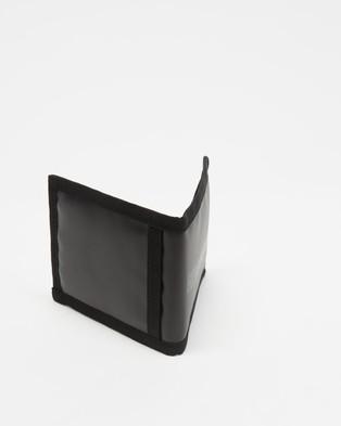 Calvin Klein Jeans Billfold Wallet with Coin - Wallets (Black)