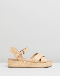 Dazie - Fallon Flatforms