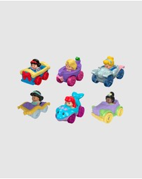 Fisher Price - Little People Disney Princess Wheelies