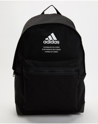 adidas Performance - Classic Twill Fabric Backpack