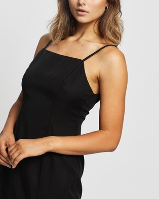 All About Eve Jessie Slip Dress - Dresses (Black)
