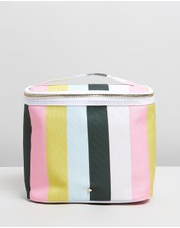 Kate Spade - Stripe Lunch Tote