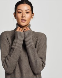 Icebreaker - Waypoint Roll Neck Sweater