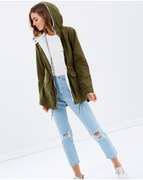 All About Eve - Edwards Parka