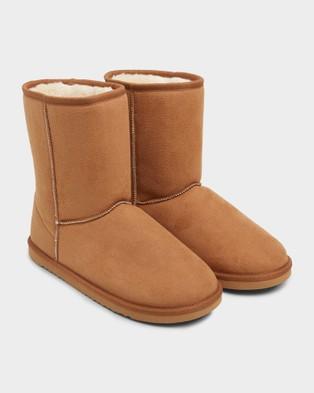 Kustom Polar Ugg Boot - Sneakers (TAN)