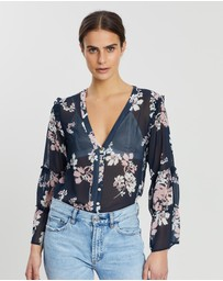 Wish - Wonderland Blouse