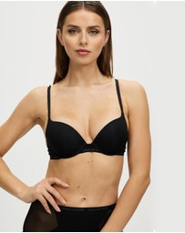 Pleasure State - Luxe Push-Up Plunge Bra