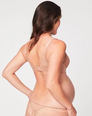 Cake Maternity Truffles Maternity Bra - Underwire Bras (Nude)