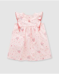 Purebaby - Skipping Girl Dress - Babies