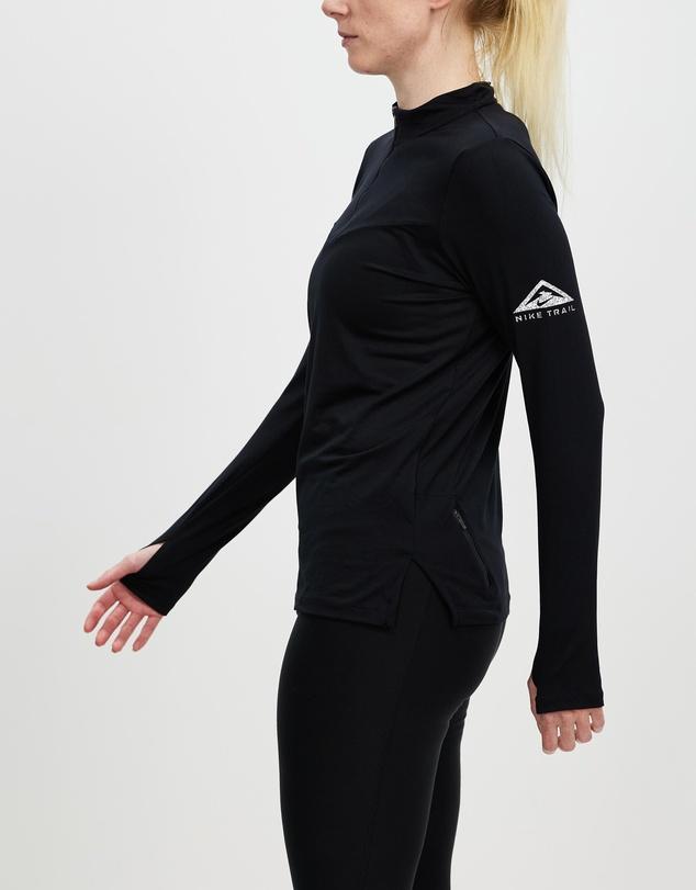 Women Trail Running Midlayer