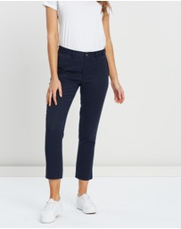 Polo Ralph Lauren - Brooke Chino Slim Leg Pants