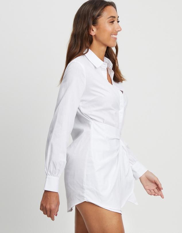 Women Kristy Shirt Dress