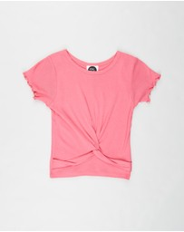 Eve Girl - Audrey Twist Tee - Teens
