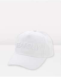 Seafolly - Seafolly Canvas Cap
