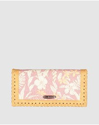Billabong - Wahi Floral Wallet