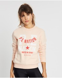 P.E Nation - Short Corner Sweater