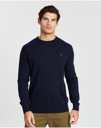 Polo Ralph Lauren - Pima Cotton Long Sleeve Sweater