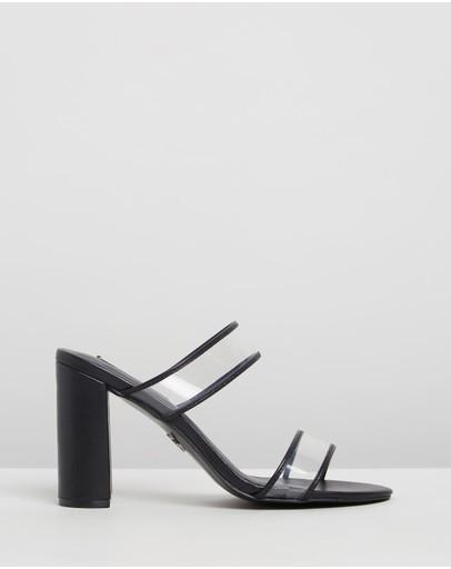 b97efe21a7da6 Black Heels | Buy Womens Black High Heels Online Australia- THE ICONIC